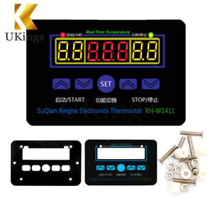 12V Digital LED Temperature Controller Thermostat Control Switch Probe