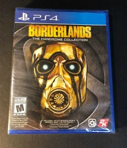 Borderlands-The-Handsome-Collection-Borderlands-2-Pre-Sequel-PS4-NEW