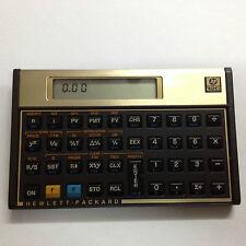 Calculatrice Financière Hewlett Packard HP-12C Vintage Business Calculator n°9