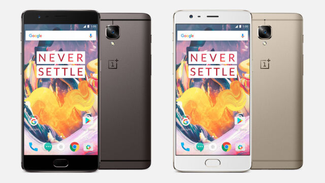 """OnePlus 3T Dual 64GB 6GB 5.5"""" 16MP Mix Color With 6 Months One Plus Warranty"""