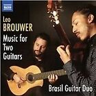 Leo Brouwer - : Music for Two Guitars (2015)