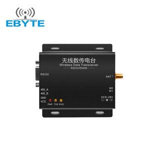 LoRa-100mW-RS232-RS485-433MHz-E32-DTU-433L20-Long-Range-RF-Wireless-Transmitter