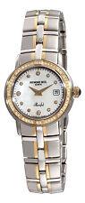RAYMOND WEIL Parsifal 59 Diamante señoras reloj 9440-STS-97081 - PVP 2450 € - nuevo