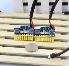 dc 12v 120W car power 20pin mini-ITX DC ATX power supply PICO-BOX  Pico PSU f/pc