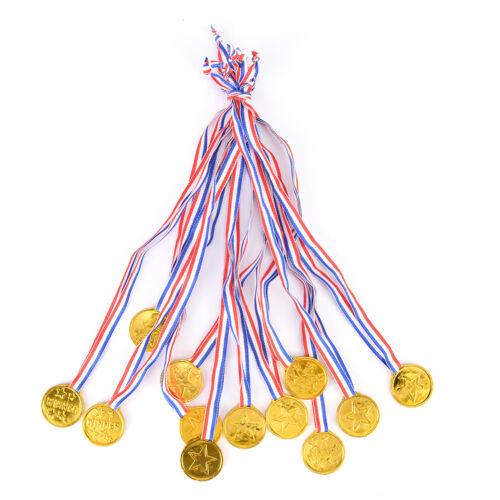 Kinder Gold Winners Medaillen Kinder Spiel Sport Preis Awards Party DEZP