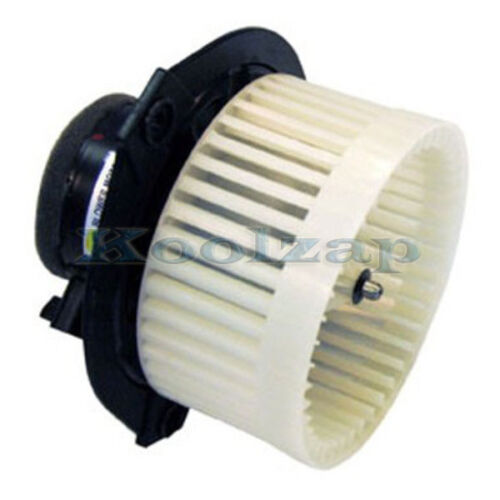 Grand Prix Heater AC A//C Blower Motor Assembly w//Fan Cage 01-03 Monte Carlo