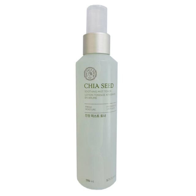 The Face Shop Chia Seed Soothing Mist Toner 170ml