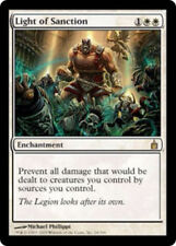 4x Light of Sanction Ravnica NM