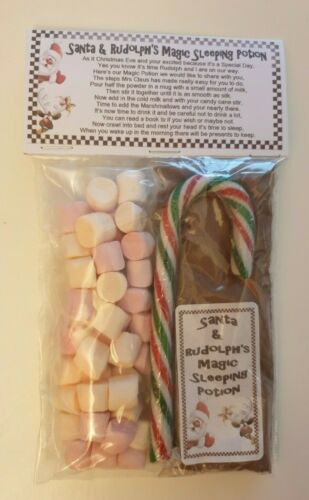 Hot Chocolate Snowman Soup Original Poem© Magic Sleeping Potion Christmas Eve