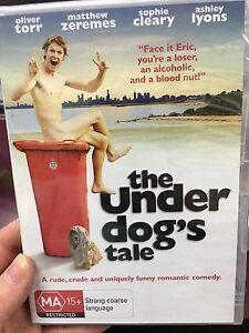 The-Underdog-039-s-Under-Dog-039-s-Tale-BRAND-NEW-SEALED-region4-DVD-2007-comedy-movie
