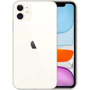 Apple iPhone 11 4G 128GB white bianco Garanzia EU NUOVO ORIGINALE