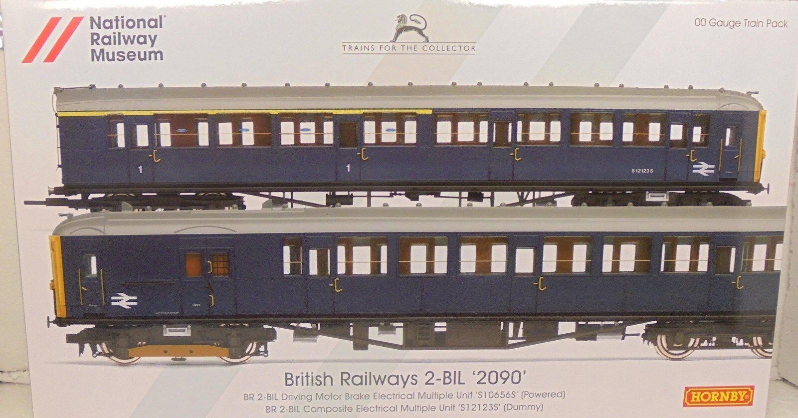 Hornby R3259 British Railways 2-Bil Train Pack '2090'