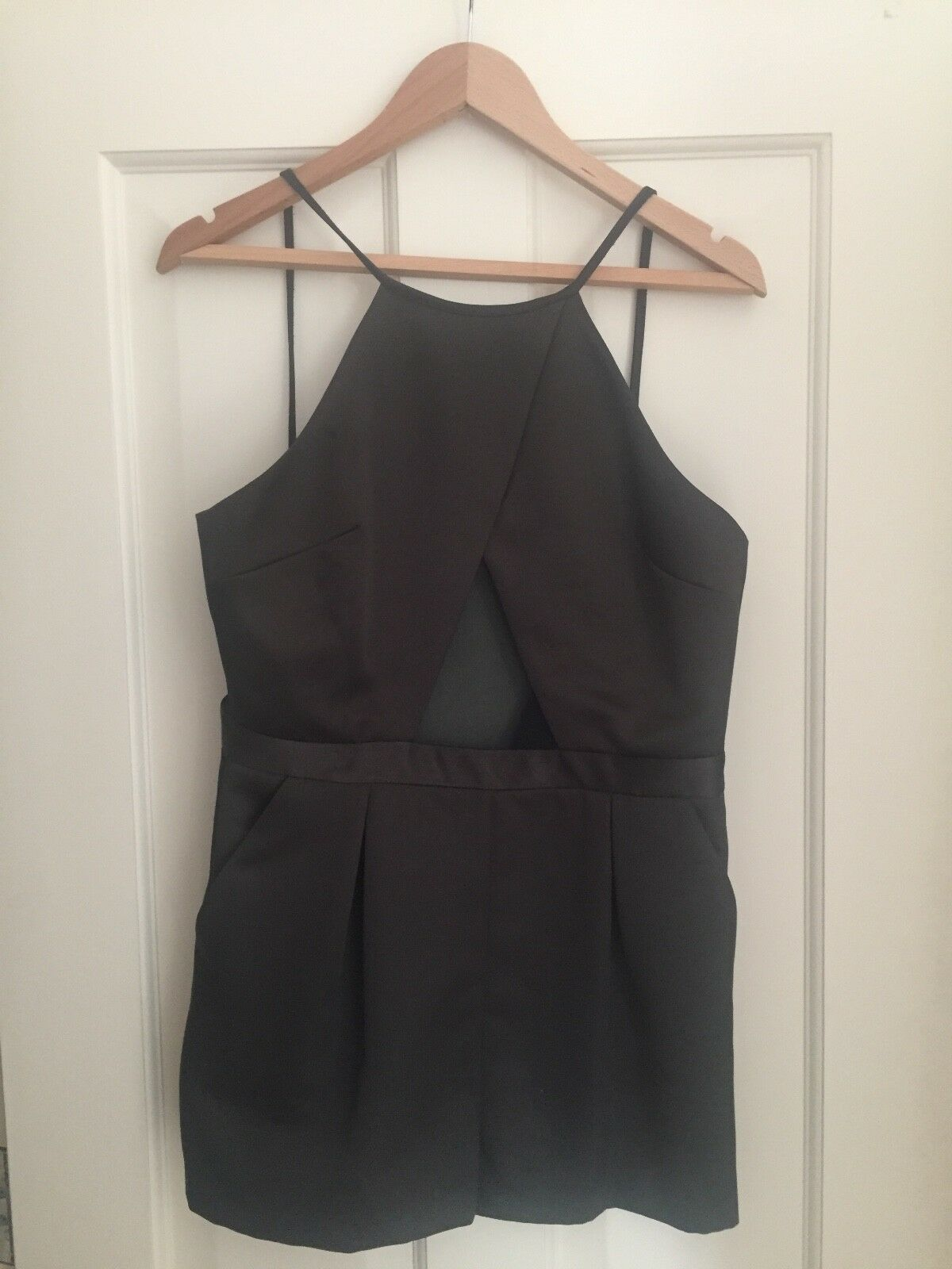 Womens Topshop playsuit, size 10. NEVER WORN - PERFECT CONDITION.