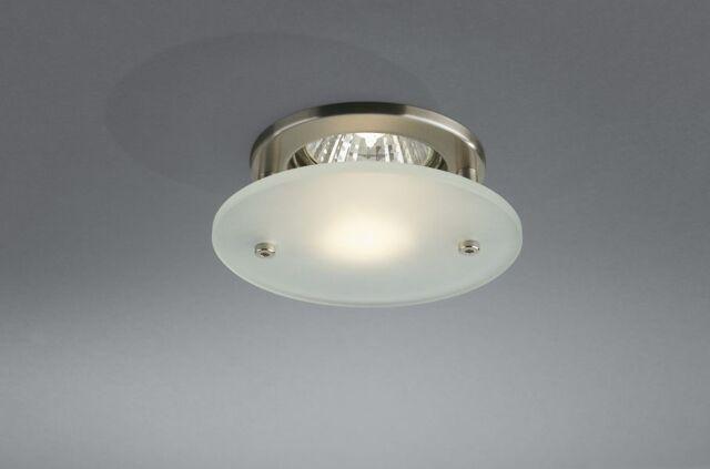 Philips massive applique soffitto fiera 59360 17 50 silver a incasso