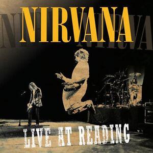 NIRVANA-Live-At-Reading-CD-BRAND-NEW-Digipak