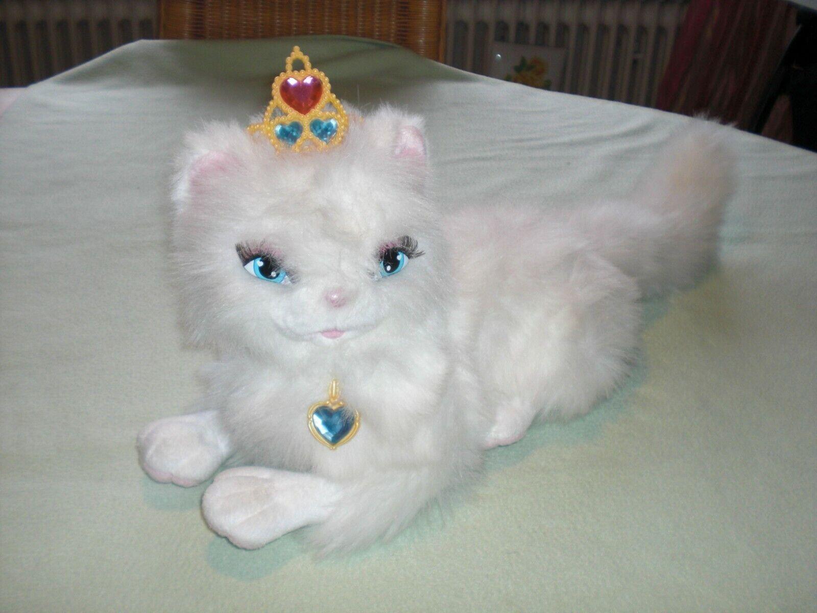 Barbie Serafina Katze - spricht & bewegt sich - Mattel 2004 - Top Zustand
