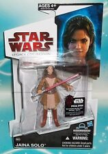 STAR WARS LEGACY COLLECTION RED CARD BD-60 EXPANDED UNIVERSE JAINA SOLO FIGURE