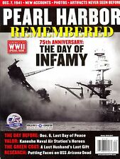 PEARL HARBOR REMEMBERED Winter 2016-2017 Special Issue America in WWII Magazine