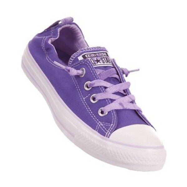Converse 554885 Womens Shoreline Slip Slip Slip in Nightshade Purple Size 5.5 US  CV3 479601