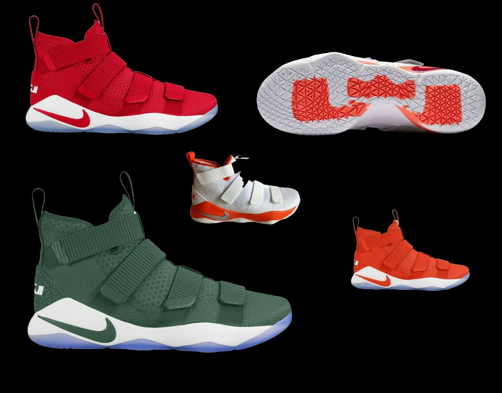 NIKE LEBRON SOLDIER XI 11 PROMO MENS  CAVS   CELTICS  SNEAKERS SHOES 943155 14