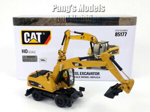 DieCast Masters HO Scale 1:87 CAT M318D Wheel Excavator NEW 85177