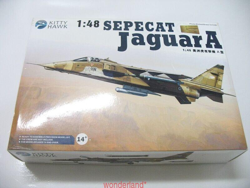 Kitty Hawk 80104 1 48 Sepedcat Jaguar A New