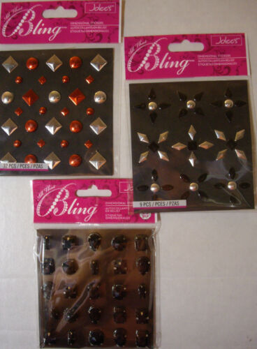 Your Choice Design JOLEE/'S Stickers NEW ALL THAT BLING EMBELLISHMENTS Gems