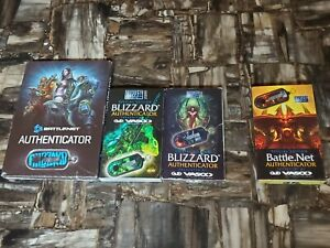 Blizzard-Blizzcon-09-10-New-Authenticators-Standard-USEd-2011-Authenticator