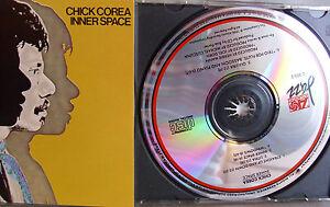Chick-Corea-Inner-Space-ATLANTIC-1988-Made-in-USA-lesen