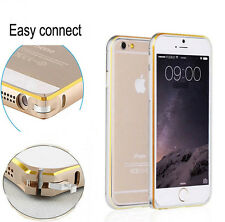 New Aluminium Alloy Metal Frame Cover For iPhone 6S 6 4.7 inch Screen