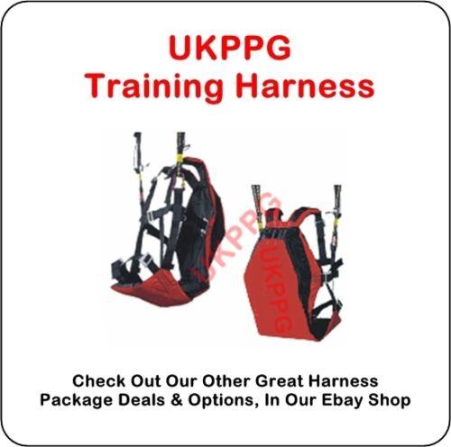 Paragliding Ground Handling Harness: Ground Handling Training Paraglider Paramotor Tandem