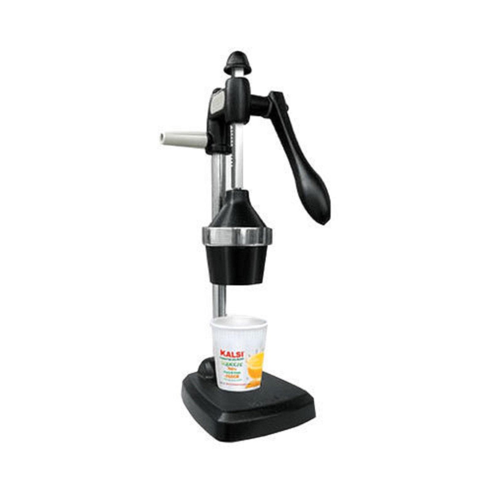 Kalsi Manual Juicer Presse à main Orange, grenade presse agrume aucun électrique