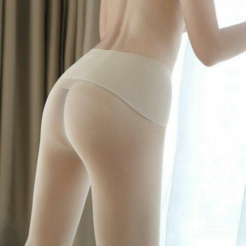 Women/'s High Waist Seamless Pantyhose Sheer Stockings Tights See Through Hosiery