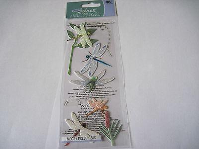 SPJJ-156 Jolee/'s Boutique Dimensional Stickers-Dragonflies