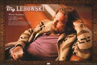 The Big Lebowski White Russian Poster Brand Licensed Jeff Bridges
