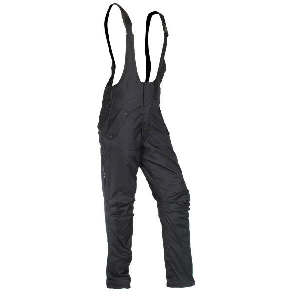 Tuzo Easy-Up Bib & Braces Motorcycle Pants Waterproof Trousers Standard Leg L