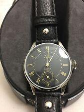 ETA/UNITAS 6498 43 MM Stainless Stell  Watch Handmade, Analog, Mechanical