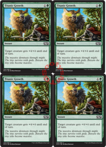 x 4 cards M//NM MTG Magic 2015 M15 Choose your common playset