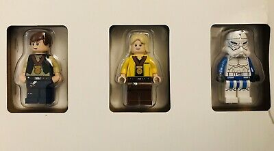 "STAR WARS  LEGO LOT  MINIFIG  MINIFIGURE  /""  HAN SOLO  MEDAL   /"""