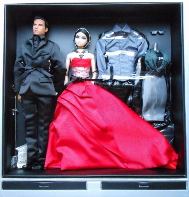 FR~Power Couple Erin S. & Francisco Leon Gift Set~FAO Exclusive~LE 400~NIB~NRFB