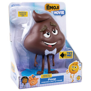 The-Emoji-Movie-Light-Up-Figure-Poop-BNIB-94539