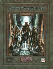 D20 Mystic Warriors MYG 004 Source Book D&D RPG The Hunt Rise of Evil