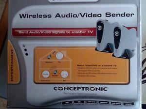 Wireless-Audio-Video-Sender