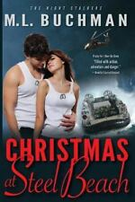 Christmas at Steel Beach (The Night Stalkers and the Navy) (Volume 1) Buchman,