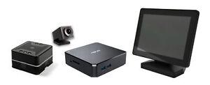 ASUS-CHROMEBOX2-G204U-Mimo-Monitor-Google-Hangouts-Speaker-Huddly-Camera-Bundle