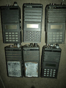 6-Used-BK-Bendix-King-Radios-TRADE-IN-RADIOS-for-Motorola-Ect-All-Full-Radios