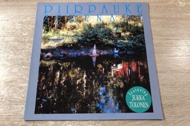 Piirpauke Zerenade EU Vinyl LP 1989