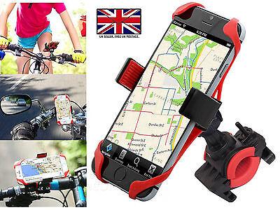 FäHig Bicycle Bike Mount Handlebar Phone Holder Grip 360° - Samsung Galaxy S8