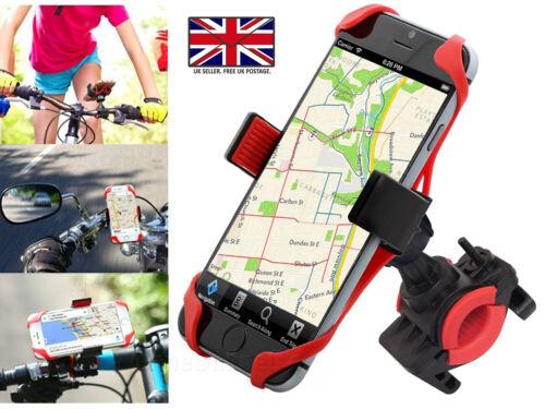 MANUBRIO BICICLETTA BICI MONTE telefono 360 ° Grip Supporto-MOTOROLA MOTO E4