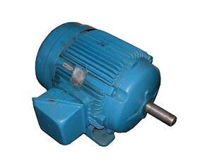 Pacemaker 10 5 Hp 3 Phase Ac Motor Model 6k36410001 Cj4ne